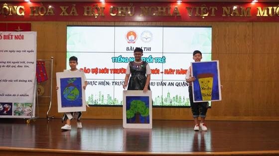 TPHCM: Nhiều mô hình sáng tạo ở trường học hưởng ứng cuộc vận động người dân không xả rác ảnh 3