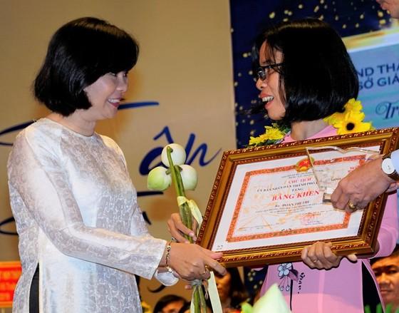 50 nhà giáo, cán bộ quản lý được trao tặng giải thưởng Võ Trường Toản lần thứ 22 năm 2019 ảnh 5