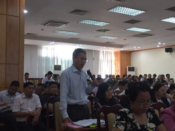 TPHCM: Nhiều băn khoăn triển khai chương trình giáo dục phổ thông mới ảnh 3