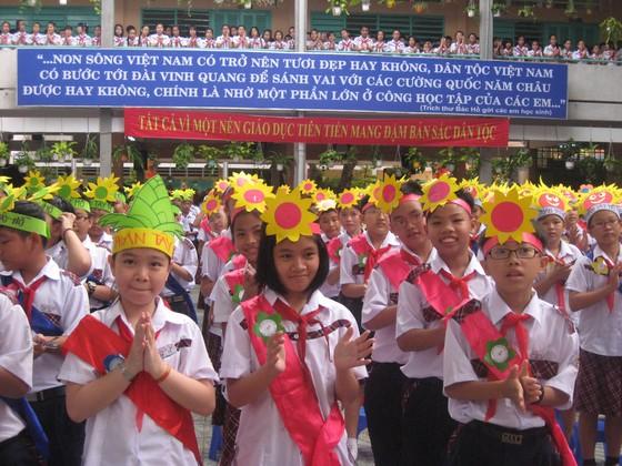 Học sinh TPHCM được nghỉ Tết Nguyên đán 15 ngày ảnh 1