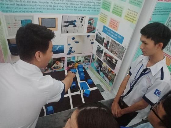 Cuộc thi Khoa học kỹ thuật cấp TP 2019-2020: Nhiều đề tài mang tính ứng dụng cao ảnh 2