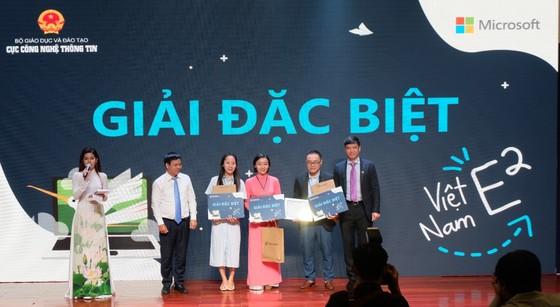 3 giáo viên xuất sắc nhất đại diện Việt Nam tham dự Diễn đàn Giáo dục toàn cầu ảnh 3