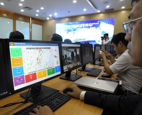 TPHCM ra mắt mô hình thí điểm 2 trung tâm điều hành thông minh của ngành y tế và giáo dục ảnh 5