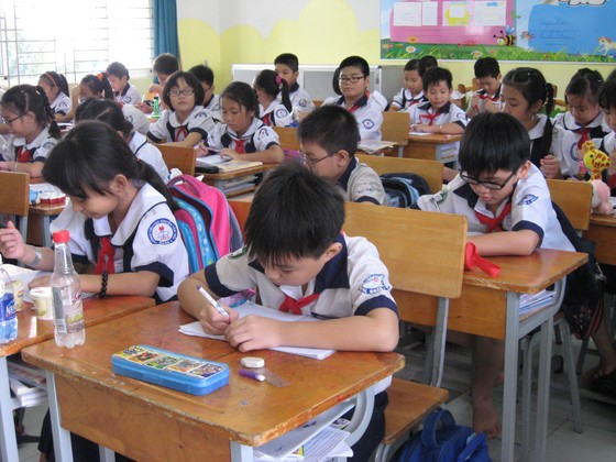 Trường THPT chuyên Trần Đại Nghĩa tuyển 535 học sinh vào lớp 6 ảnh 1