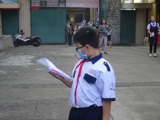 Hơn 3.800 thí sinh tham gia khảo sát năng lực vào lớp 6 Trường THPT chuyên Trần Đại Nghĩa ảnh 2