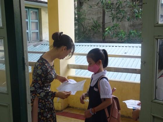 Hơn 3.800 thí sinh tham gia khảo sát năng lực vào lớp 6 Trường THPT chuyên Trần Đại Nghĩa ảnh 3