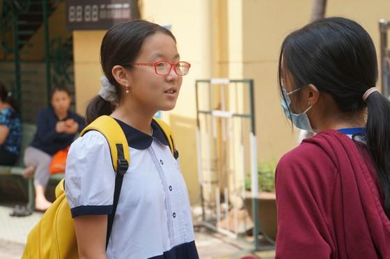 Đề khảo sát vào lớp 6 Trường THPT chuyên Trần Đại Nghĩa có tính phân loại cao ảnh 1