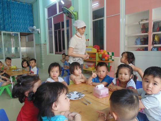 TPHCM: Trường mầm non khai giảng ngày 5-9, tổ chức bán trú từ ngày 7-9 ảnh 1