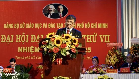 Đồng chí Nguyễn Văn Hiếu đắc cử Bí thư Đảng ủy Sở GD-ĐT TPHCM ảnh 1