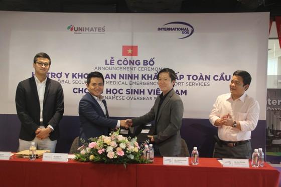 TPHCM: Công bố dịch vụ hỗ trợ về an ninh và y tế khẩn cấp cho du học sinh Việt Nam ảnh 1