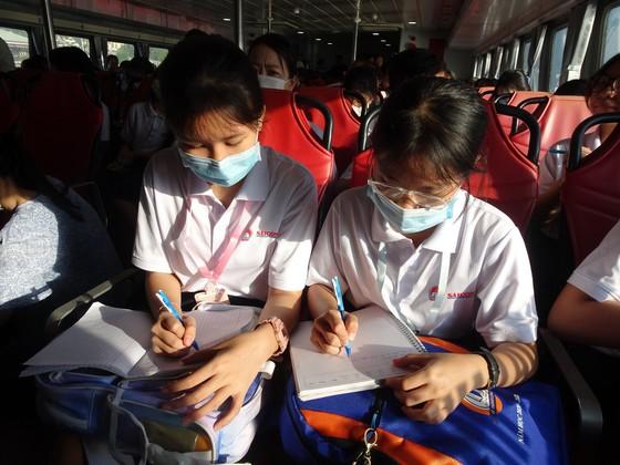 162 học sinh THCS tham gia Hội thi 'Văn hay chữ tốt' lần thứ 21, năm học 2020-2021 ảnh 3