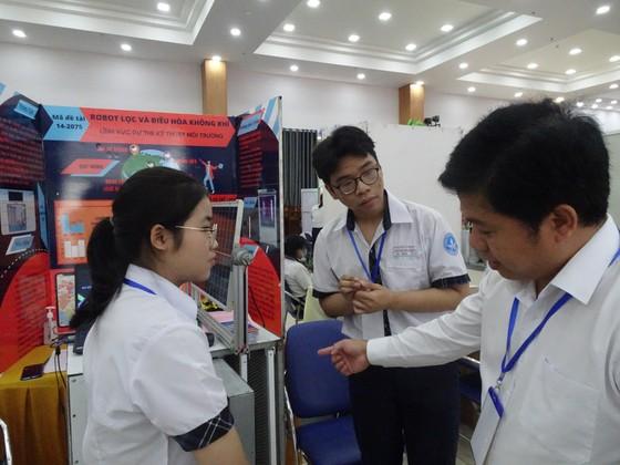 TPHCM: 50 đề tài nghiên cứu tham gia tranh tài tại cuộc thi Khoa học kỹ thuật cấp TP  ảnh 3