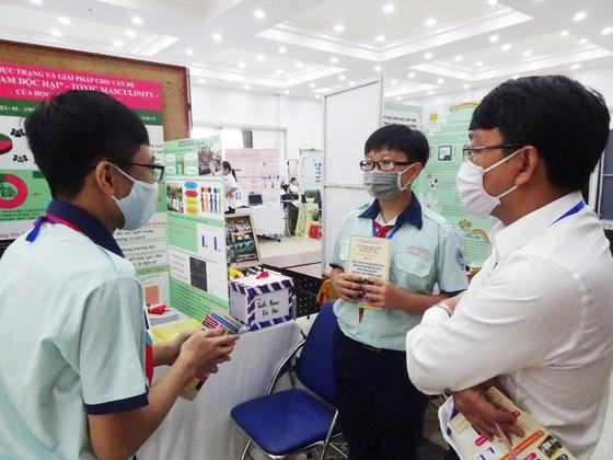 TPHCM: 50 đề tài nghiên cứu tham gia tranh tài tại cuộc thi Khoa học kỹ thuật cấp TP  ảnh 2