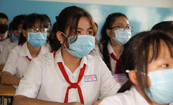 TPHCM: Hơn 1,7 triệu học sinh quay lại trường học  ảnh 4