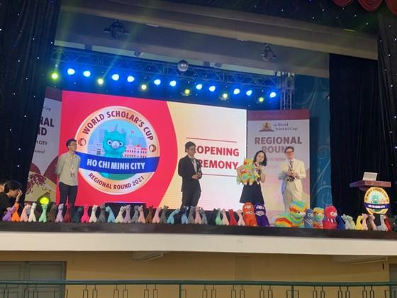 TPHCM: 350 học sinh tham gia tranh tài cuộc thi The World Scholar's Cup 2021 ảnh 2