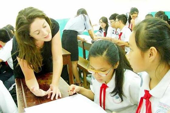 TPHCM chưa thí điểm dạy tiếng Đức và tiếng Hàn là ngoại ngữ 1 ảnh 1