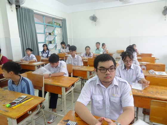 TPHCM: Hơn 45.000 chỗ học cho học sinh không trúng tuyển lớp 10 công lập ảnh 2