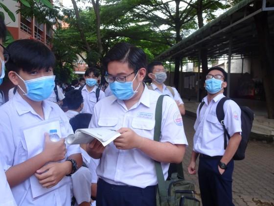 TPHCM: Thêm một đề xuất về kỳ thi tuyển sinh lớp 10 năm học 2021-2022 ảnh 1