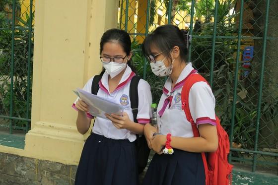 TPHCM chính thức không tổ chức đợt 2 kỳ thi tốt nghiệp THPT năm 2021 ảnh 1