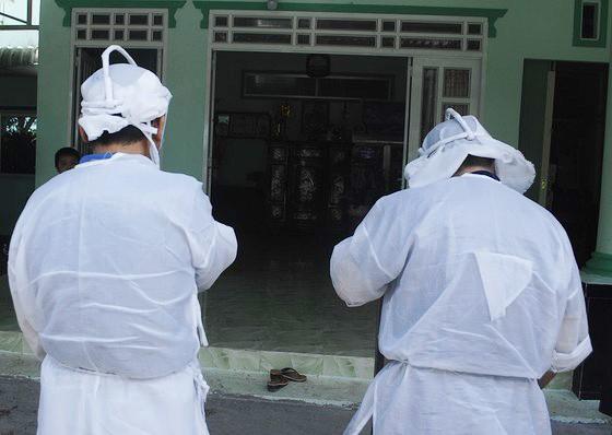 Tiễn đưa Anh hùng phi công Nguyễn Văn Bảy về đất mẹ ảnh 16