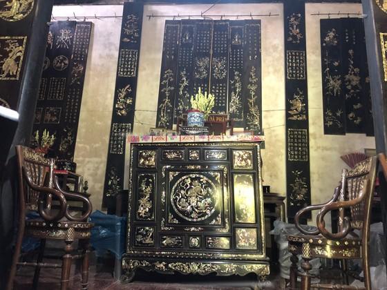 Độc đáo nhà trăm cột bằng gỗ quý tại Đồng Tháp ảnh 17