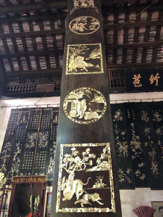 Độc đáo nhà trăm cột bằng gỗ quý tại Đồng Tháp ảnh 20