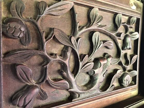 Độc đáo nhà trăm cột bằng gỗ quý tại Đồng Tháp ảnh 7