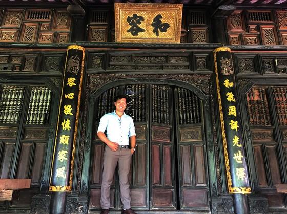 Độc đáo nhà trăm cột bằng gỗ quý tại Đồng Tháp ảnh 5