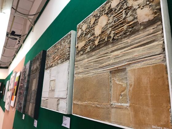 Triển lãm tranh đương đại Hungary tại Cần Thơ ảnh 5