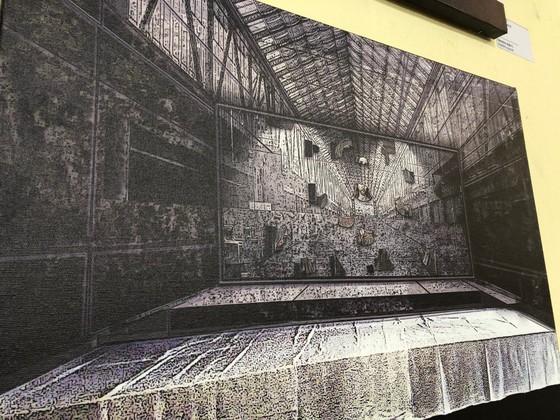 Triển lãm tranh đương đại Hungary tại Cần Thơ ảnh 3