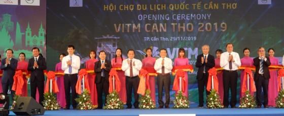 Khai mạc Hội chợ du lịch quốc tế Cần Thơ 2019 ảnh 1