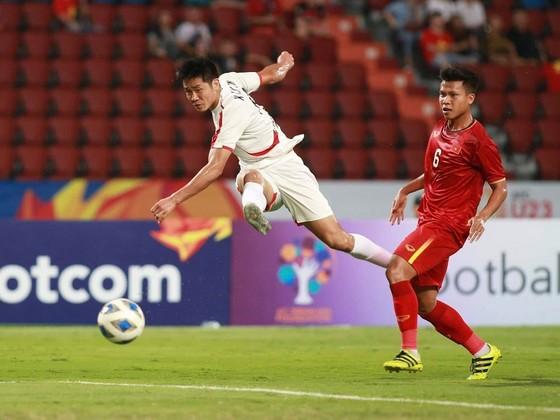 U23 Việt Nam - U23 CHDCND Triều Tiên 1-2: Việt Nam dừng bước ở vòng bảng ảnh 8