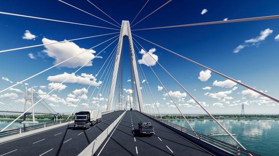 Triển khai xây dựng Dự án cầu Mỹ Thuận 2 và đường dẫn hai đầu cầu ảnh 3