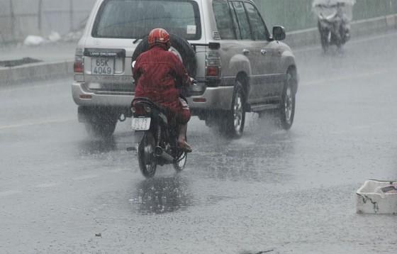 Xuất hiện mưa 'vàng' giải nhiệt cho ĐBSCL ảnh 5