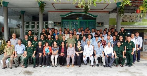 Khánh thành Bia tưởng niệm liệt sĩ Trung đoàn 1 hy sinh trong trận đánh chi khu Ba Càng ảnh 1