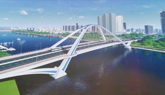 Khởi công xây dựng cầu Trần Hoàng Na bắc qua sông Cần Thơ ảnh 2