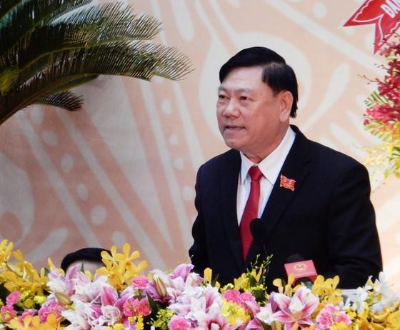 Ông Trần Văn Rón tái đắc cử Bí thư Tỉnh ủy Vĩnh Long ảnh 1