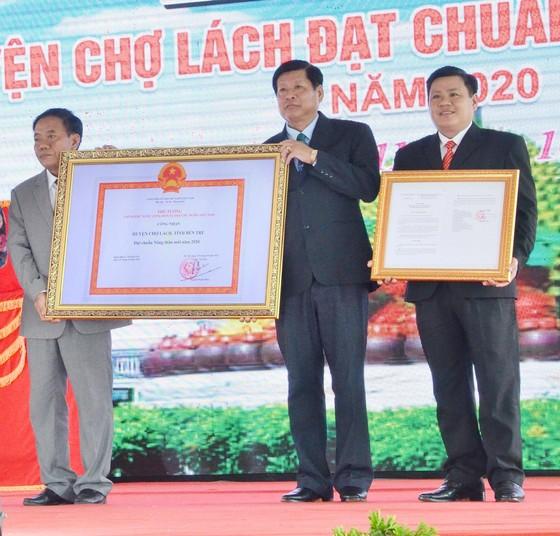 Huyện Chợ Lách đạt chuẩn nông thôn mới năm 2020 ảnh 2