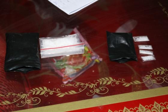 Bắt giữ đối tượng mua bán trái phép chất ma túy tại Trà Vinh ảnh 1