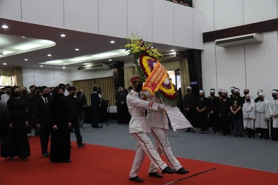 Lễ viếng nguyên Phó Thủ tướng Trương Vĩnh Trọng tại Bến Tre và Hà Nội ảnh 4