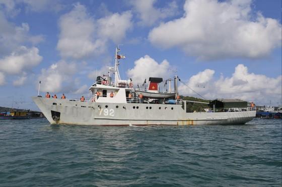 Vùng 5 Hải quân tăng cường lực lượng cho biên phòng các tỉnh ĐBSCL ảnh 1