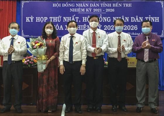 Bà Hồ Thị Hoàng Yến giữ chức Chủ tịch HĐND tỉnh Bến Tre ảnh 2