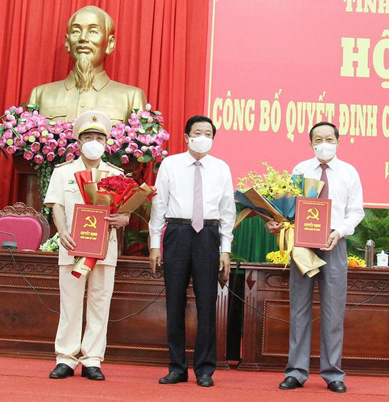 Đồng chí Nguyễn Thành Thế giữ chức Phó Bí thư Tỉnh ủy Vĩnh Long ảnh 1