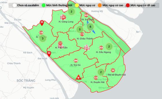 Sau Bến Tre, Trà Vinh là tỉnh thứ 2 trở thành 'vùng xanh' ảnh 1
