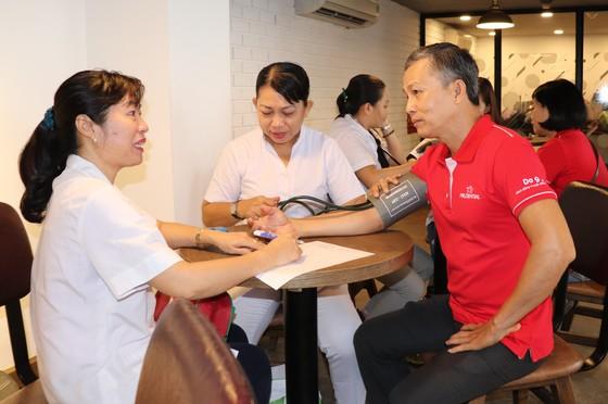 Hơn 500 người lao động tham gia 'Ngày hội hiến máu nhân đạo' ảnh 1
