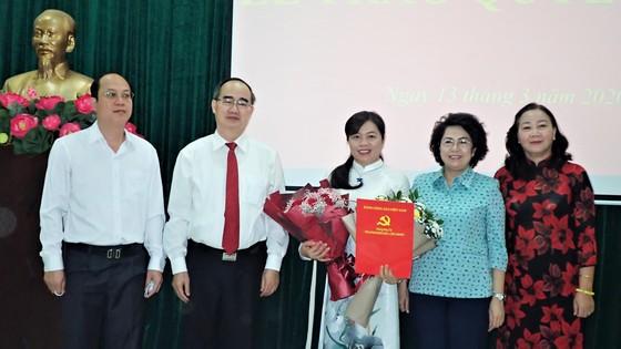 Hội Liên hiệp Phụ nữ TPHCM có tân Chủ tịch ảnh 1