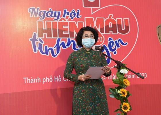 TPHCM tổ chức 'Ngày hội hiến máu tình nguyện' năm 2020 ảnh 5