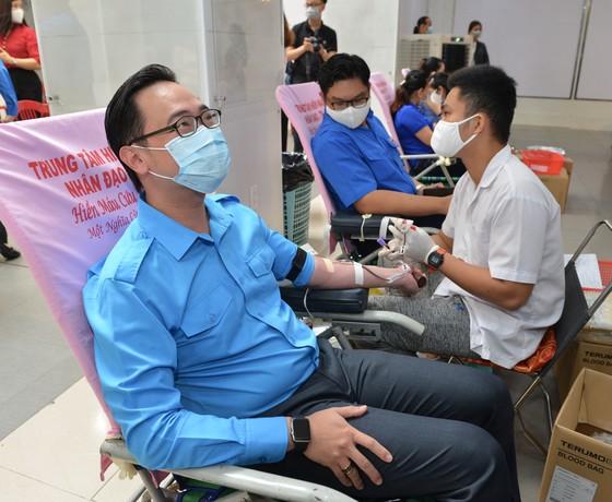 TPHCM tổ chức 'Ngày hội hiến máu tình nguyện' năm 2020 ảnh 4