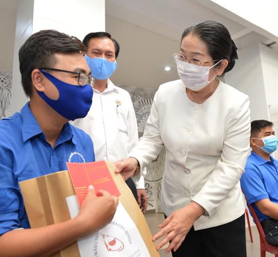 TPHCM tổ chức 'Ngày hội hiến máu tình nguyện' năm 2020 ảnh 3