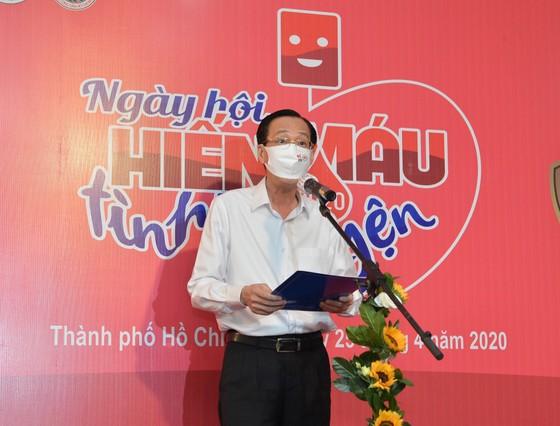 TPHCM tổ chức 'Ngày hội hiến máu tình nguyện' năm 2020 ảnh 2